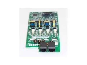 NEC SL1100 NEC-1100022 SL1100 4-Port Loop-Start CO Line Daughte