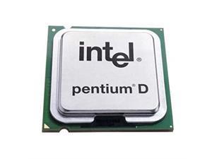 Intel Cpu Pentium D 945 34Ghz Fsb800Mhz 2Mbx2 Lga775 Dual Core Tray