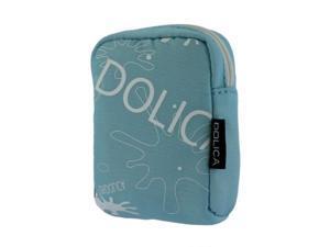 Dolica SM-9000BE Case for Ultra-Slim Digital Cameras (Blue)
