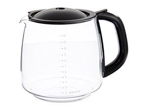 KRUPS F15B0G Coffee Carafe for Any KRUPS FME Series 12-Cup Black