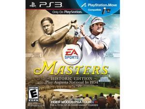 Tiger Woods PGA TOUR 14: Masters Historic Edition - Playstation 3