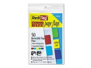 Redi-Tags RTG76820 - Removable Page Flags