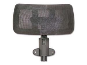 Optional Headrest 11-4/5x12-3/5x6-3/10 Black Sold as 2 Each
