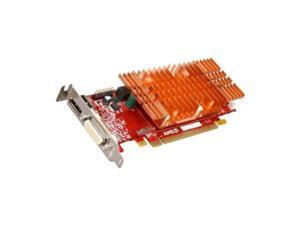 VisionTek Radeon 5450 SFF 512MB DDR3 3M (2x DVI-I DP) with 2x DVI-I to VGA Adapter Graphics Card - 900327