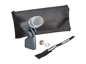 shure beta 56a supercardioid swivelmount dynamic microphone with high output neodymium element for vocal/instrument applications
