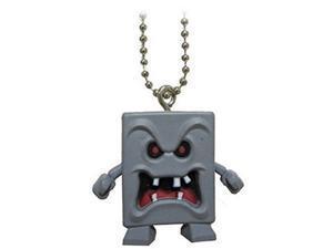 Super Mario Galaxy 2 Mini-Monster Gashapon Keychain - Whomp