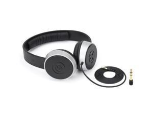 Samson SR450 Closed Back On-Ear Studio Headphones