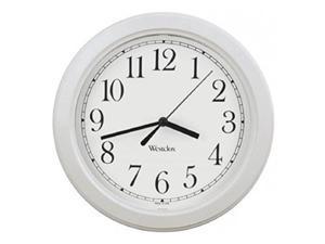 Salton 46994 Westclox Simplicity Wall Clock 1 White