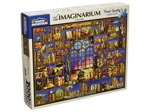 "White Mountain Puzzles 1371 Imaginarium-1000 Piece Jigsaw Puzzle, 24"" x 30"", Multicolor"