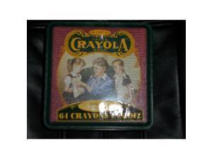 1994 Crayola 54pc. Crayon Set