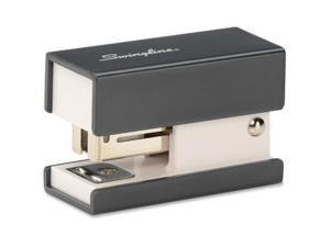 87871 Swingline Mini Fashion Stapler - 12 Sheets capacity - 50 Staples capacity - 1/4quot; Staple Size - Black