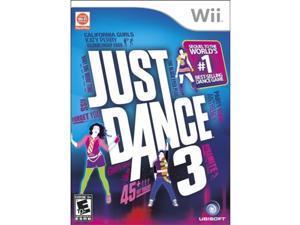 Just Dance 3 Nintendo Wii]