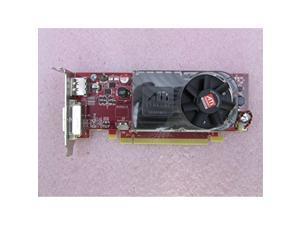 HP 516913-001 ATI Radeon HD 3470 256MB PCIe x16 Low Profile Video Card FH972AA