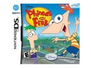 Phineas and Ferb (Nintendo DS)