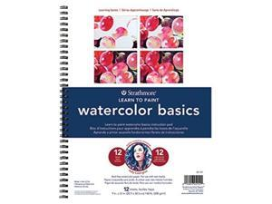 Strathmore (25-151 200 Learning Series Watercolor Basics Pad