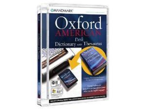 Handmark Oxford American Dictionary and Thesaurus