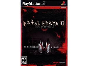 Playstation 2 Fatal Frame II: Crimson Butterfly PS2