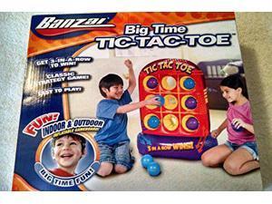 Banzai Big Time Tic-Tac-Toe