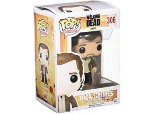 Funko Pop TV: Walking Dead Season 5 Rick Grimes Action Figure