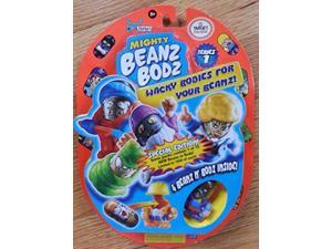 Mooses Mighty Beanz Bodz, 4 Beanz  4 Bodz, Special Limited Edition, Target Exclusive Series 1 Bods