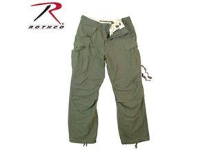 Rothco Vintage M-65 Field Pants, Olive Drab, Medium