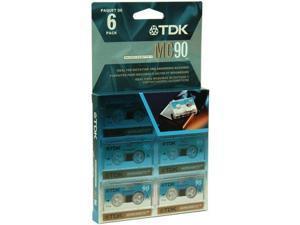 TDK Microcassette Multi-Pack