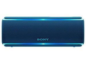 Sony SRS-XB21 Portable Wireless Bluetooth Speaker Blue (SRSXB21/Ll)