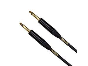 Mogami 25' Gold Instrument Cable Guitar Keyboard Cord