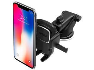 iOttie Easy One Touch 4 Dash & Windshield Car Mount Phone Holder || for iPhone Samsung Moto Huawei Nokia LG Smartphones