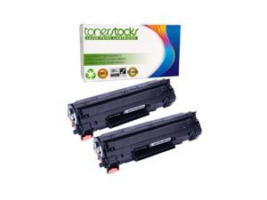 12PK CE278A 78A Black Toner Cartridge For HP LaserJet Pro P1566 P1606dn M1536dnf