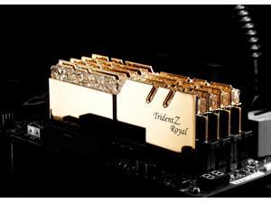 G.Skill Trident Z Royal F4-3000C16D-16GTRG memory module 16 GB DDR4 3000 MHz