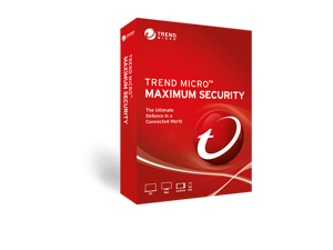 TREND MICRO TM MAX SECURITY (1-3 DEVICES) 12MTH
