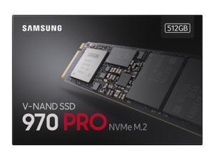 Samsung MZ-V7P512 internal solid state drive M.2 512 GB PCI Express 3.0 V-NAND