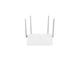 GL.iNet GL-SF1200 Gigabit  Router, 300Mbps(2.4G)+837Mbps(5G) Wi-Fi, 128MB RAM, 16MB Nor Flash, OpenWrt pre-installed, OpenVPN & WireGuard Pre-installed, Power Adapter & Cables Included