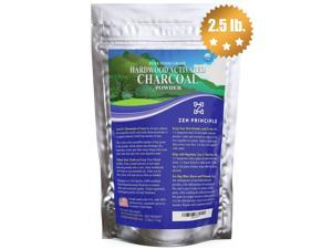 Hardwood Activated Charcoal Powder 2.5 lb pouch