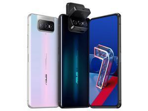 ASUS ZenFone 7 Pro (ZS671KS) 8G/256G Flip Camera Factory Unlocked 5G Smartphone (GSM only, No CDMA)