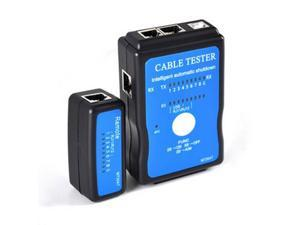 photo regarding Cat6 Cable Tester With Printable Results called ethernet cable tester -