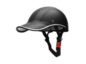 Half Face Protective Helmet Unisex Adult Motorbike/Bike/Bicycle Helmet Half Open FaceABS Helmes