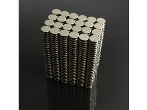 200Pcs Bulk Small Round NdFeB Neodymium Disc Magnets Dia 4mm x 1mm N35 Permanent Rare Earth NdFeB Magnet