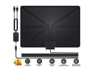 DVB-T Antenna Home TV Antenna Indoor TV Antenna 50miles US Antenna Ground Wave Antenna