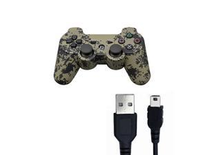 For PS3 Controller DualShock 3 Wireless Console SixAxis Bluetooth GamePads For Playstation 3 Game Accessories