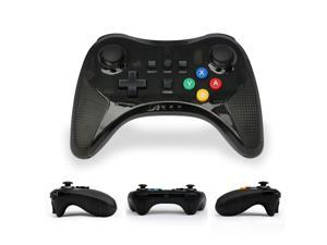 Wireless Gaming Controller Multifunction Bluetooth Gamepads Games Accessories For Wii U Pro