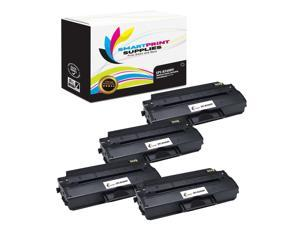 Smart Print Supplies Compatible 330-2666 Black High Yield Toner Cartridge Replacement for Dell 2330 2330DN 2350 2350DN Printers 4 Pack 6,000 Pages