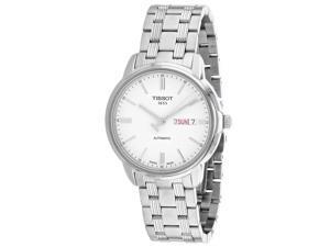 Tissot Men's T-Classic White Dial Watch - T0654301103100