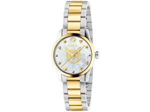 Gucci Women's G-Timeless Mop Dial Watch - YA1265012