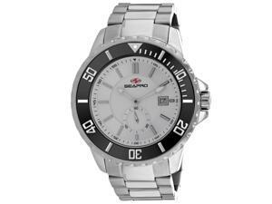 Seapro Men's Force Silver Dial Watch - SP0510
