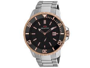 Seapro Men's Force Silver Dial Watch - SP0511