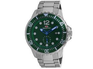 Seapro Men's Colossal Black Dial Watch - SP5501