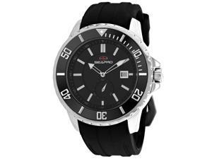 Seapro Men's Force Black Dial Watch - SP0512