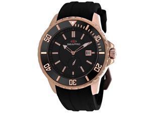 Seapro Men's Force Black Dial Watch - SP0515